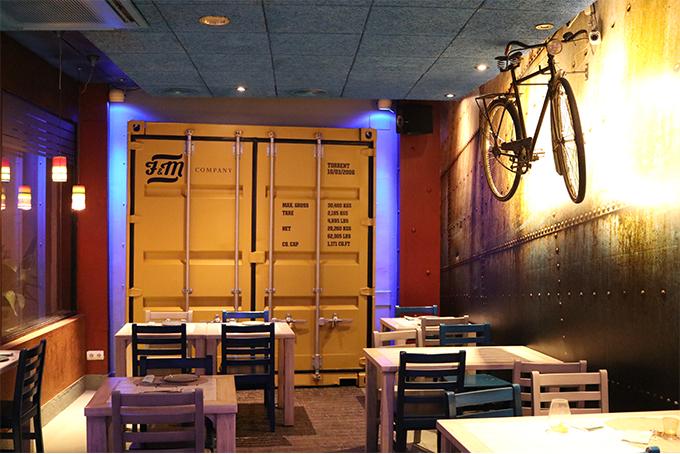 restaurante farigola i menta