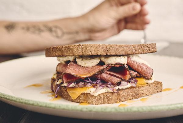 Un sandwich único para celebrar el Día Mundial del Sandwich